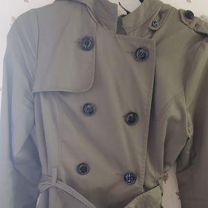 Womens H&M Trench Coat